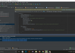 """How to fix """"Gradle's dependency cache may be corrupt"""" error after updating android studio from 2.2.3 to 2.3?"""